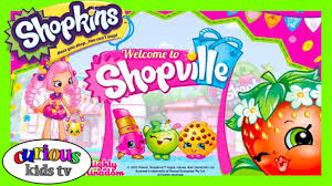 shopkins welcome to shopville gameplay toastie bread super