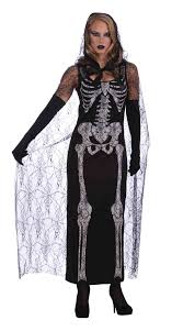 womens graveyard shift skeleton costume mr costumes