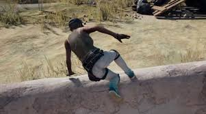 pubg video pubg vaulting update video here s how vaulting changes the game