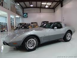 25th anniversary corvette value 1978 chevrolet corvette 25th anniversary coupe daniel