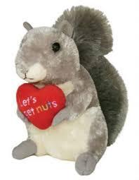 valentines day stuffed animals s day squirrel stuffed animals