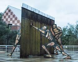 Philadelphia Mural Arts Map by Tucson Mural Arts Program Struggles To Awaken City U0027s Public Art