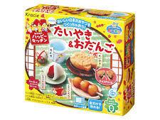 Where To Buy Japanese Candy Kits Kracie Diy Candy Kit 4pc Sushi Taiyaki Cake Shop Hamburger Made In
