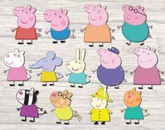 peppa pig coloring pages kids printable free coloring pages
