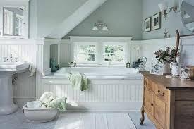 badezimmer im landhausstil ausgefallene designideen für ein landhaus badezimmer archzine net