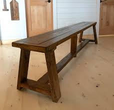 Ana White Truss Coffee Table Diy Projects by Ana White 2x4 Truss Benches For Alaska Lake Cabin Diy Projects