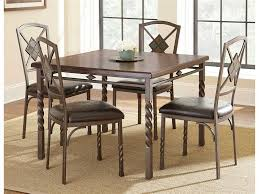 Square Dining Room Table by Steve Silver Dining Room Antonio Table Base At700pb At Kaplans