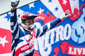 travis pastrana motocross gear action sports progression in a serious and safe way live on nbc