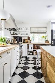 black and white kitchen decorating ideas what colour wall tiles for kitchen grey green cabinets black