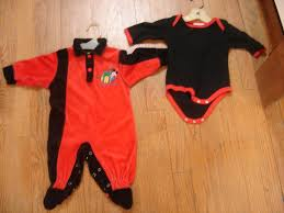 infant motocross gear disney babies size 6 9 m boys mickey mouse red black footed
