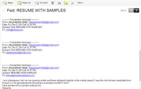 Email Resume Example by 20 Resume Sending Email Sample How To Name Your Resume And