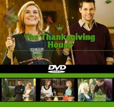 the thanksgiving house dvd 2013 hallmark tv for sale