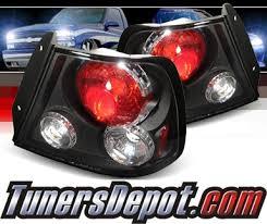 hyundai accent lights sonar altezza lights black 00 02 hyundai accent 2dr alt