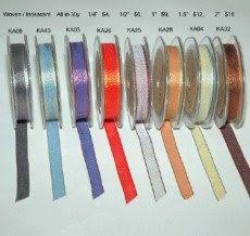 iridescent ribbon iridescent two tone ribbons colored ribbon wholesale