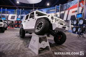 white 4 door jeep wrangler 2012 sema cooper tire white 4 door jeep jk wrangler