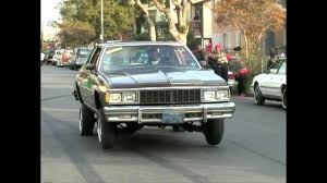 Muscle Cars For Sale In Los Angeles California Chevy Caprice Classic Lowrider On Hydraulics In South Los Angeles