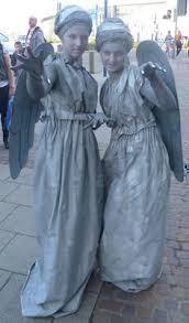Weeping Angels Halloween Costume Weeping Angels Costuming Tutorial