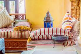Wohnzimmer Orientalisch Wohnen Im Orientalischen Stil Zuhause Bei Sam