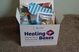 care package for sick person traumatic brain injury care kit designed by zellmer healing