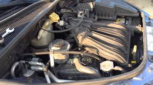 pt cruiser ac air conditioning fix how to youtube