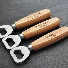 personalized bottle opener wedding favor personalized bottle opener wood bottle opener groomsmen