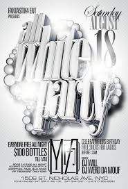 all white party all white party at 8 18 2012