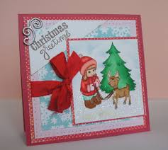 Homemade Christmas Card Ideas by Making Christmas Cards With Children Christmas Lights Decoration