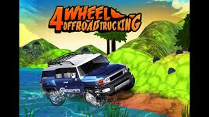 monster truck video games free 4 wheel offroad trucking by black chilli games free arcade