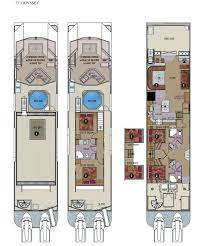 Economy House Plans by Odyssey Luxury Houseboat Rental Lake Powell Resorts U0026 Marinas