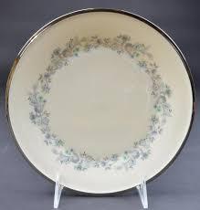 Lenox China Lenox China Salad Plate Repertoire Pattern Retired Floral