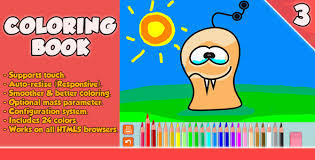coloring book html5 game by 01smilegroup codecanyon
