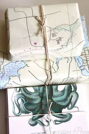 nautical wrapping paper 74 best stationary images on gift wrapping