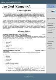 Resume Mining Jae Chul Ha Resume