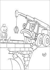 kids fun uk 87 coloring pages bob builder