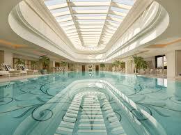 Exciting Indoor Pools Minimalist Decor Ideas Design With Large