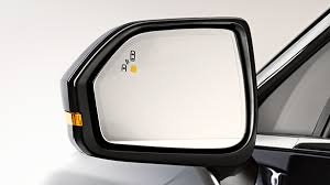 Blind Spot Side Mirror What Is The Yellow Light Blis On My Side View Mirror Solution