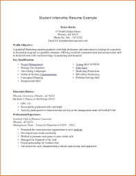 exles of current resumes template resume for college student objective best templates