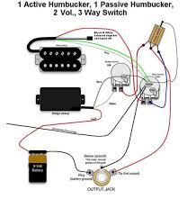 emg active pickup wiring diagrams efcaviation com