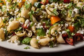 easy pasta salad grilled summer vegetable pasta salad recipe chowhound