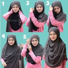 tutorial jilbab jilbab step by step tutorial bawal marissa nice long and wide shawl from