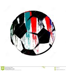painted soccer stock illustration image of element 24989419