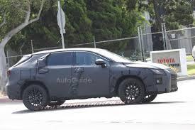 lexus rx 350 cost toronto 7 seat lexus rx prototype spied testing autoguide com news