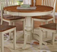 60 Pedestal Table Dining Tables 60 Inch Round Dining Table With Leaf Round Glass