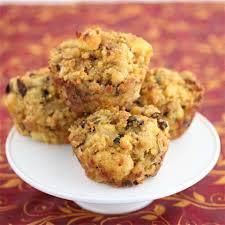 gluten free stuffing recipe for thanksgiving mushroom cornbread stuffing muffins recipe jeanette u0027s healthy living