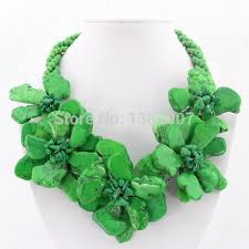 bridesmaid statement necklaces flower beautiful necklace necklace wedding