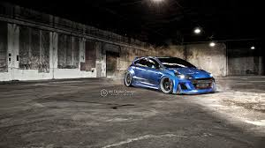 modded cars wallpaper 2016 ford focus rs modified virtual tuning youtube