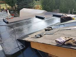 Flat Roof Flat Roof Repair And Siding Mississauga Gta Ontario Roof