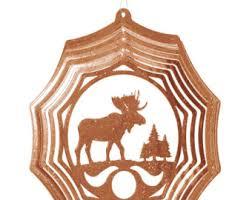 moose lawn ornament etsy