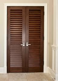 Prehung Double Interior Doors by Interior Door Custom Double Solid Wood With Walnut Finish