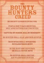swtor bounty hunter guide bounty hunters u0027 creed wookieepedia fandom powered by wikia